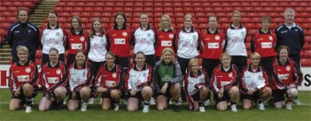 exeter city ladies logo